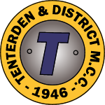 Tenterden & District Motorcycle Club Logo